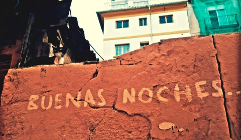 Graffiti 3 - Lomo + Burned